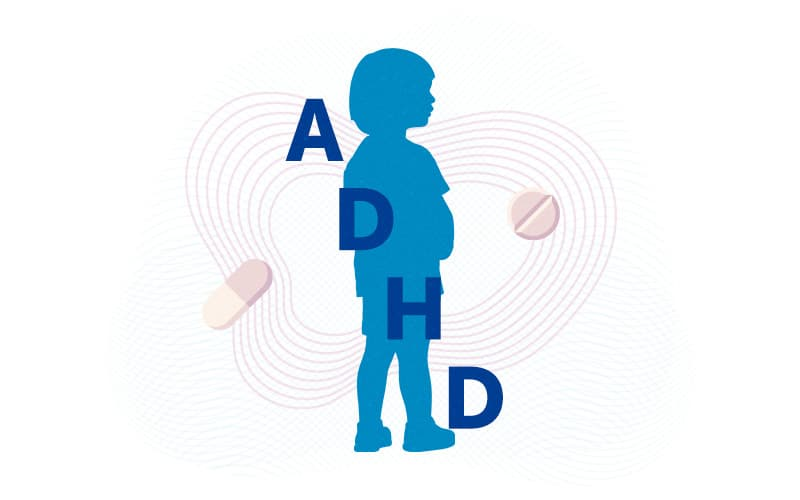 ADHD drug class leads to fewer side effects in preschool children