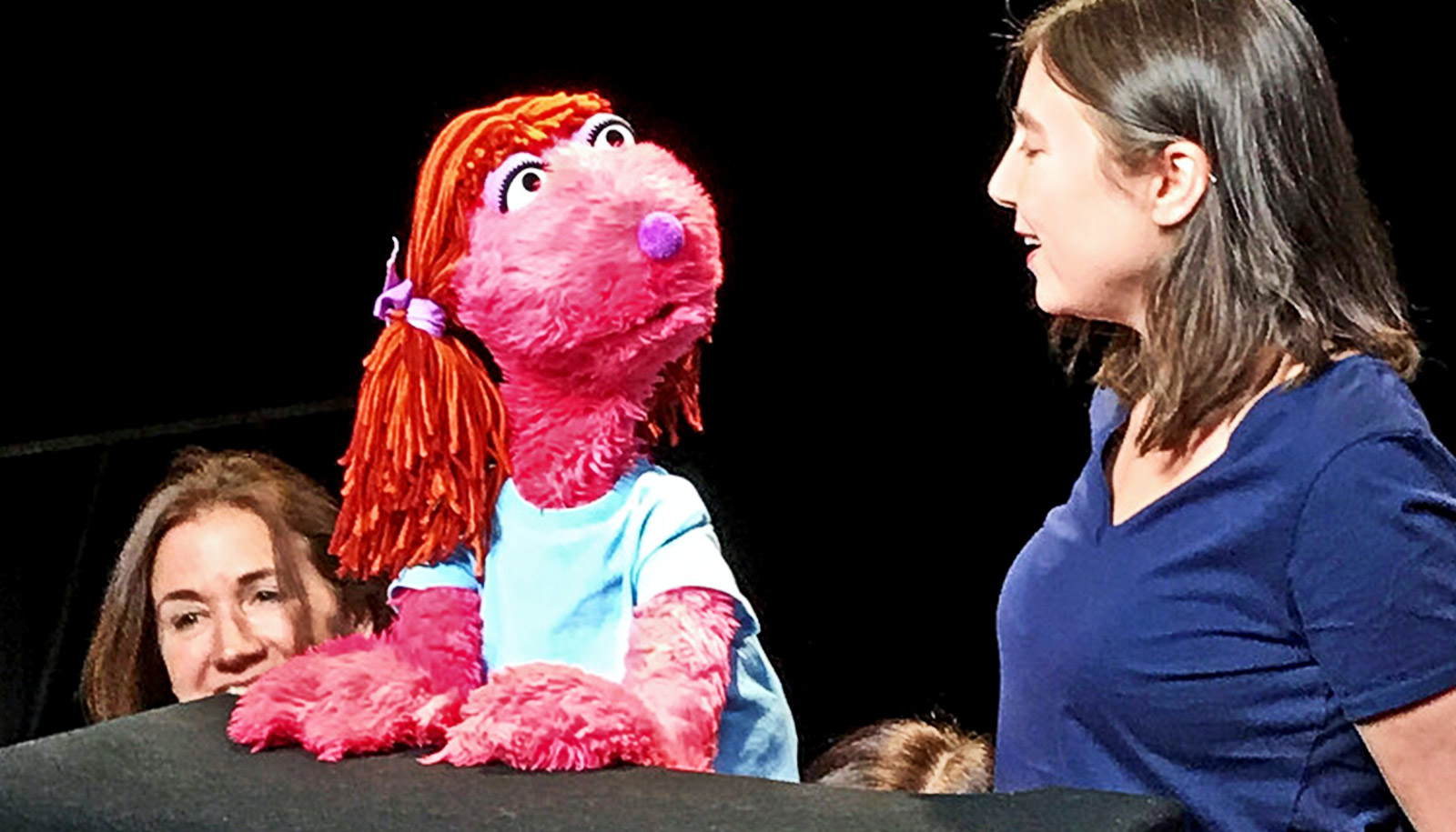 Can puppets boost social skills for kids with autism?